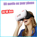 2016 Newest VR CASE 5th 3D Glasses Left-right Virtual Reality Glasses Video Games fit 3.5-6 inches Smartphone