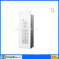 Remote Controller for Nintendo Wii with OEM retail package(White)