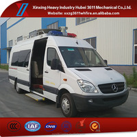 Hot Sale High Quality Diesel Communication Command Vehicle Rescue Car