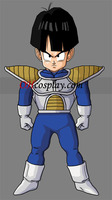Dragon Ball Z Cosplay Kid Gohan Saiyan Armor Uniform Cosplay Costume