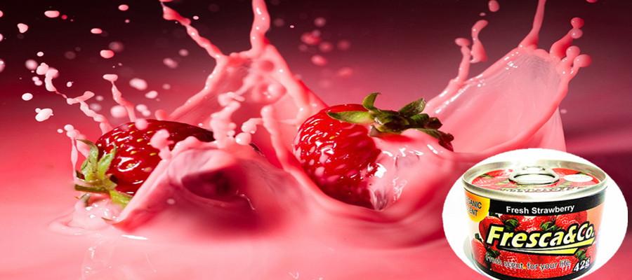 Organic scent air freshener solid car air fresheners car perfume gel air freshener gift oem air
