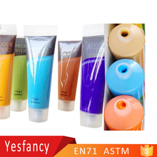 private label all purpose 75ml tube acrylic color eco friendly acrylic paints set metallic acrylic paint