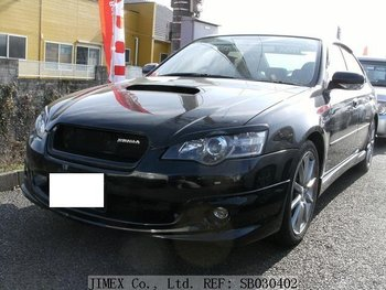 2004 SUBARU Legacy B4 /BL5/ Used car From Japan / ( SB030402 )