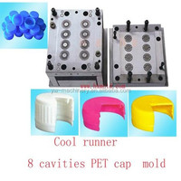 pull Mass production ready second hand used plastic injection caps molds