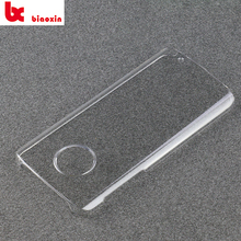 Super luxury pc phone cover case For Moto G6 Plus new model PC cover clear case accessories