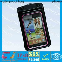 Good quality pvc waterproof cover for samsung galaxy s2 i9100