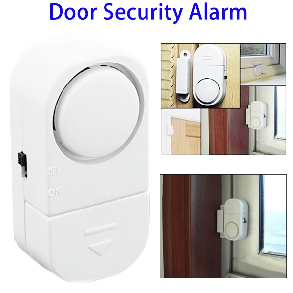 Business Wireless Magnetic Sensor Door Window Security Alarm <strong>System</strong>
