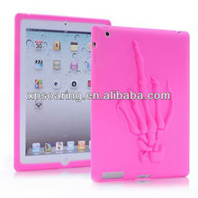 for ipad 2 the new ipad silicone case soft cover