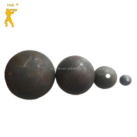 Forged Steel Grinding Wrought Iron Ball for Cement