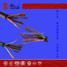 450/750v ce approved multi cores silicon rubber cable yz for general use