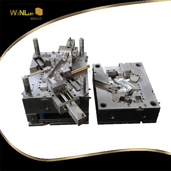 China Supplier Plastic Casting Plastic Injection Mold Shaping molded Manufactures For Laser Gun Shell