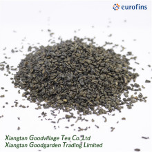 High quality China green tea gunpowder 3505AAAAA with factory price per kg,
