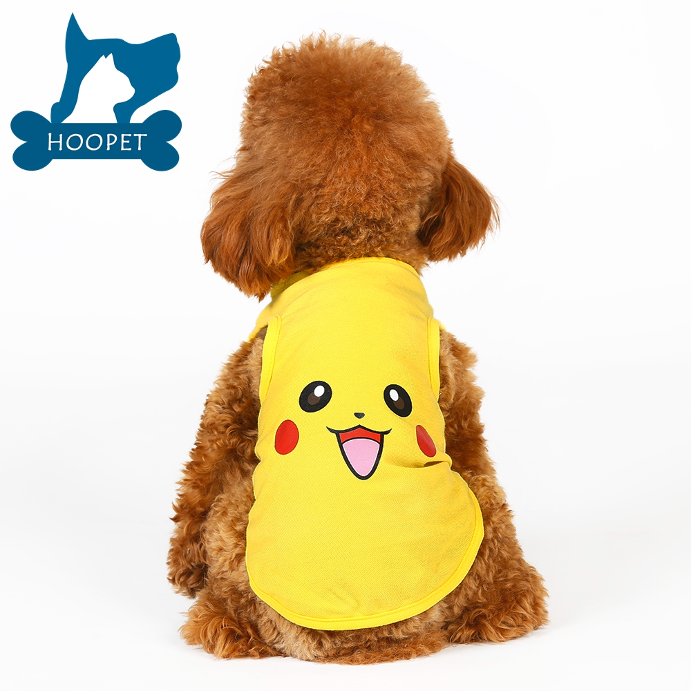Lovely New Arrival Customized Brand Name Dog Clothing