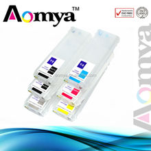 Factory supply Refillable Ink Cartridge compatible for HP72 for HP Designjet HP T2300