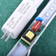 National inside driver T5 g5 tubes compatible with magnetic or electronic ballast 1149mm 1449mm T5 G5 T8 led tube light