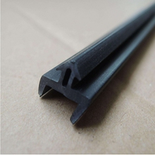 PVC Soft Refrigerator Door Gasket Seal Strips Profile Extrusion <strong>Line</strong> With Automatic Winding