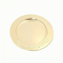 12inch Stainless Steel Under <strong>Plates</strong> Wedding Gold Charge <strong>Plates</strong> for Wholesale