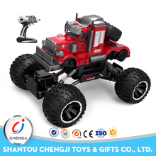 Plastic big wheels off road 1:14 rc game car racing drift king