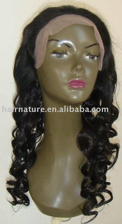lace front wig,stock synthetic wig for immediate shipment