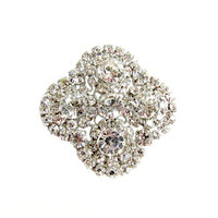 Ladies Fashionable Crystal Rhinestone And Crystal