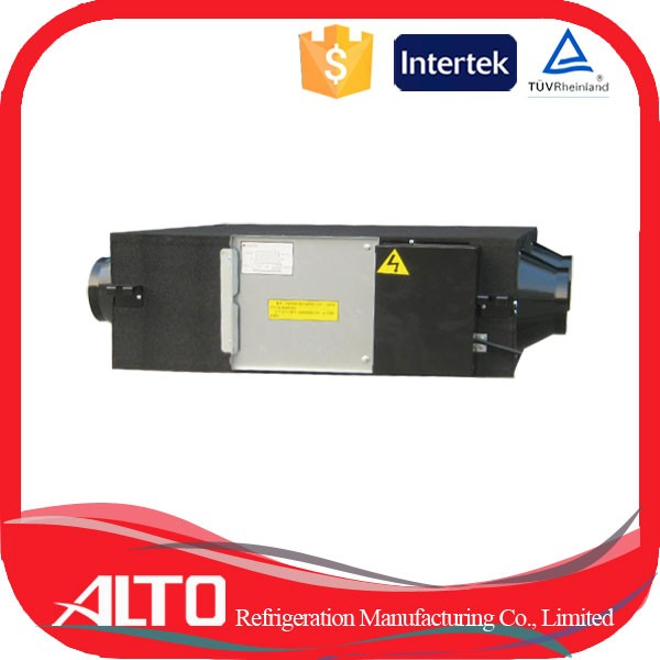 Alto HRV-500 air handling unit fresh air HVAC system heat recovery ventilator