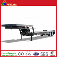 2axle hot selling widely-used trailers for agricultural tractors