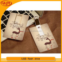 Promotional Custom Logo usb Card, 100% Real Capacity Credit Card usb 2.0, Cheapest Factory Price Business Card usb Flash