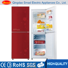 home appliances double door refrigerator dimensions lock