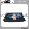 10.4 inch 4:3 wall mount bracket Resistive touch screen 1280x1024 for high definition
