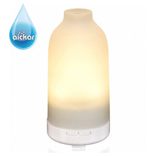 100ml Glass Aroma Diffuser Decorative Bottle Essential Oil Ultrasonic Air Humidifier AN-0441
