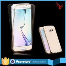 For samsung galaxy S5 transparent mobile tpu phone case for Samsung case manufacture