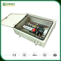 GWIEC Wenzhou China Products 4 strings Solar PV Combiner Box For Solar Energy System