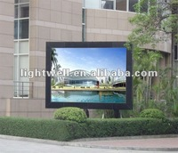 Taiwan 3 chip,cree,silan,opto,epistar,high resolution clear led video display screen waterproof