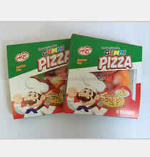 5 pieces halal gummy pizza candy gummy pizza