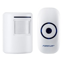 Hot Selling Waterproof Protetion Intelligent Wireless Doorbell Powered Home Motion Sensor Alarm Door Bells