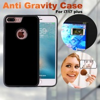Factory price anti-gravity nano suction case antigravity phone case for iphone 7 7plus