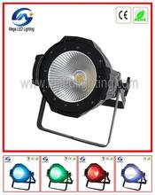 pro excellent dmx mounted 100w led par 64 rgb par light meter