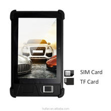 Large User Capacity Android 6.0 Fingerprint Tablet with WIFI and Barcode(FP08)