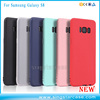 Soft Ultra Thin Frost Matte TPU Case Phone Accessory For Samsung S8 Case