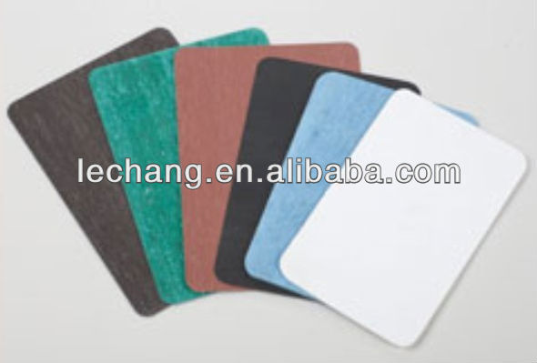 Auto Gasket Material Sheet For Oil Resistant Free Asbestos