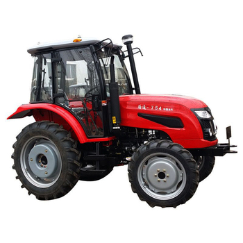 Hot Sale LUTONG 2WD 80HP Turbo charge Motor Small Tractor LYH820