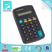 Fupu 8 digit mini pocket high quality calculator for promotion gifts