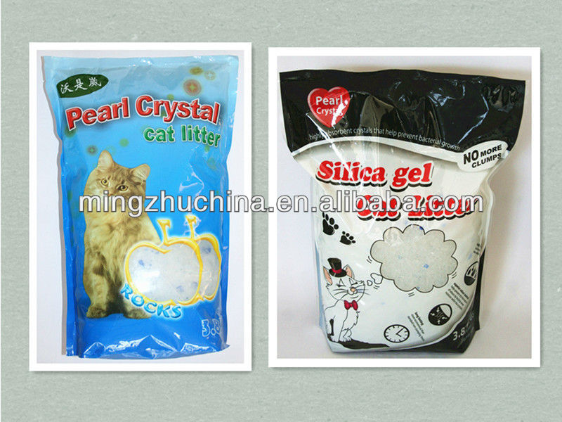 Hot!!! 2014 silica cat litter new pet product
