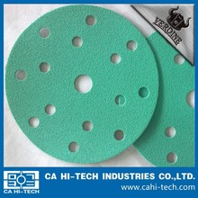 "Abrasive Polishing 4.5"" Film Backed Discs"