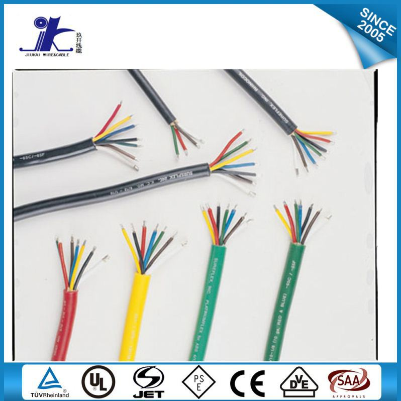 Trailer Brake Cable 5 4 Core Trailer Cable 25Mm 0.5Mm
