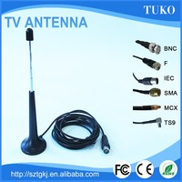 Shenzhen Professional Manufacturer magnetic base digital tv antenna with IEC connector