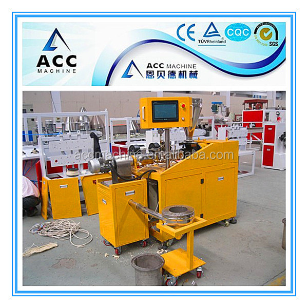 2014 New type Mini plastic pelletizing machine