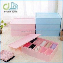 31*24*10cm dust prevention, humidity protection cosmetic, scarves household Storage Box / Organizer Case