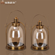 Christmas home hotel decorations candle lantern antique candle lantern glass and iron candle lantern