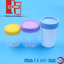 Medical Disposable Plastic Sample Cup,Urine/Stool Container